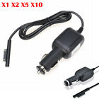 2.58A Car Laptop Charger Power Supply Adapter Cable For Microsoft Surface Pro 4