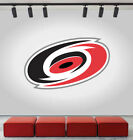 Carolina Hurricanes Logo Wall Decal Ice Hockey Sports Vinyl Sticker NHL CG620 on eBay