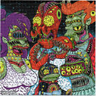 Future Gang by Rob IsraeI LE BLOTTER ART Perforated acid free lsd paper sheet