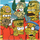 Criminal Simpsons by Rob IsraeI LE BLOTTER ART acid free lsd paper