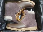 Men's UGG Halfdan Brown Leather Lace Up Ankle Boots 1017286 M/GRZ Size 8~13