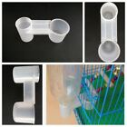 5X Plastic Bird Poultry Dove Pigeon Feeder Water Food Drinker Cup Water B Dsly