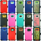 For Samsung Galaxy (S7) Case Cover (Belt Clip Holster Fits Otterbox Defender)