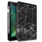 Wake/Sleep Case Cover w/Built-in Apple Pencil Holder For iPad 6th Gen 9.7'' 2018
