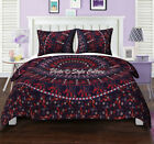 Indian Mandala Bedding Bedspread Coverlet Quilt Cover Decorative Doona Comforter