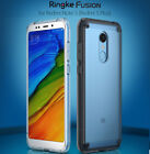 Ringke Fusion Slim Hard PC TPU Clear Cover For Xiaomi Redmi Note 5 / 5 Plus Case