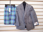 Boys Izod 2-Pc. Jacket  Shorts Suit Size 6