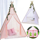 Kids Baby Bed Canopy Bedcover Mosquito Net Curtain Bedding play teepee /Tent