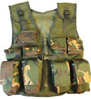 NEW KIDS ARMY DPM TACTICAL ASSAULT VEST - NEW - DPM STYLE - ONE SIZE FITS ALL