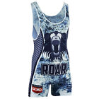 ROAR New Design Wrestling Singlet Loin Sublimated BodySuit
