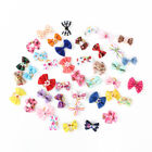 dog hair coloring products - 20/50/100 Pcs Handmade Pet Grooming Accessories Products Dog Bow 6011026 Hair Li