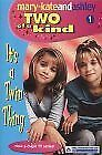 Its A Twin Thing (Two Of A Kind, Book 1) (Two of a Kind Diaries), Olsen, Mary-Ka