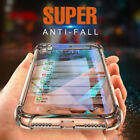 Shockproof Phone Case for iPhone X 10 5 5S SE 6 6S 7 8 Plus Clear TPU Soft Cover