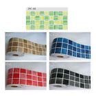 Self Adhesive Mosaic Tile Wall Stickers Bathroom Kitchen Decal Waterproof Uk