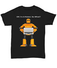 what is computer processor - Computer Robot - So What? - Unisex Tee