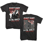 Quiet Riot Metal Health Album World Tour 1984 Mens T Shirt Rock Concert Merch image