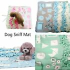 Funny Play Game Chew Dog Sniffing Pad Feeding Foraging Mat Pet Blanket Kennel