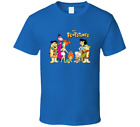 The Flintstones T-Shirt Mens Tee Size S - 3XL Many Colors Gift New From US image
