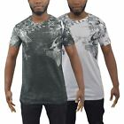 Mens T-Shirt Juice Rio Sublimated Longline Tee Top(,)