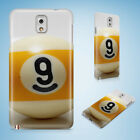 SNOOKER POOL TABLE BALLS 8 HARD CASE FOR SAMSUNG GALAXY A3/A5/A7/A8 $8.47 USD on eBay