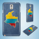 COLOMBIA NATIONAL COUNTRY FLAG CASE FOR SAMSUNG GALAXY NOTE 2 3 4 5 8 9