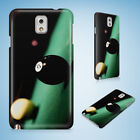 SNOOKER POOL TABLE BALLS 2 CASE FOR SAMSUNG GALAXY NOTE 2 3 4 5 8 9 $8.26 USD on eBay