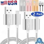 2x Braided USB Charger Cable Type-C USB-C for Letv LeEco LE 2 pro Max X820 x900