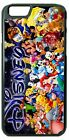 Disney Characters Collages Snow White Phone Case Cover For iPhone Samsung HTC