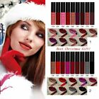 9PCS Longlasting Matte Makeup Liquid Chritmas Lipstick Set Lip Tint Lip Gloss