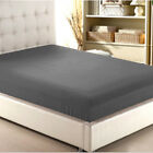 Fitted sheet bed sheet Available in 14Colors 1 PC Single fitted bed sheet