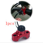 CNC Motorcycle Engine Stop Start Kill Switch Button ATV Dirt Bike Quad Universal