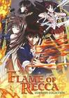 Flame of Recca: Complete TV Series (DVD, 2015, 6-Disc set) ACCEPTABLE