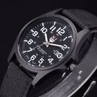 Infantry Military WATCH Army Mens Sport Canvas Belt Quartz Wrist image