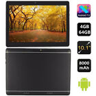 "10,1"" 4G+64GB Tablet PC Android 6.0/ Android 7.0 Octa-Core Dual SIM Telefon Wifi"