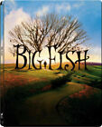 Big Fish - Limited Edition Steelbook [Blu-ray] New & Factory Sealed!
