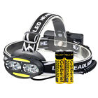 80000LM USB Rechargeable Headlamp 4xT6+2xCOB LED Headlight Flashlight Torch USA <br/> Big Promotions! Buy 1, get 1 at 20% off(Add 2 to Card)