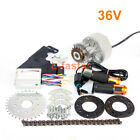 450W Electric Bike Left Drive Conversion Kit Can Fit Most Of Common Bicycle
