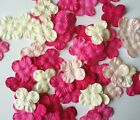 20 of Hydrangea Petal Mulberry Paper Scrabbooking Card Wedding Crafts 3cm