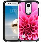 For LG K8 (2018) / K8 PLUS (2018) / LG Zone 4 / LG Risio 3 Dual Layer Case Cover