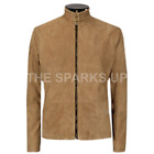 Men's James Bond Suede Daniel Craig Spectre Morocco Blouson leather jacket £99.98 GBP on eBay