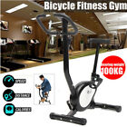 Training Cycle Exercise Bike Fitness Cardio Workout Gym Indoor Home Machine Lcd