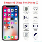 8 X  IPhone X PET Screen Protector Soft Nano Film For Apple i Phone X Shield