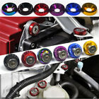 20xauto M6 Modification Jdm Sticker Password Fender Washer License Plate Bolts
