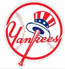 New York Yankees Sticker Decal S189 Baseball YOU CHOOSE SIZE on Ebay