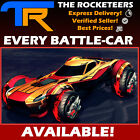 PC Rocket League Every Default Battle-Car FENNEC ZSR GT SENTINEL GP etc.