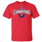 Washington Capitals Stanley Cup Champions 2018 T-Shirt