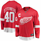 Fanatics Branded Henrik Zetterberg Detroit Red Wings Red Breakaway Player Jersey