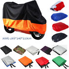 XXXL Waterproof Motorcycle Cover For Harley Davidson Heritage Softail Classic