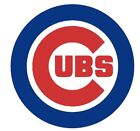 Chicago Cubs Sticker Decal S198 Baseball YOU CHOOSE SIZE on Ebay