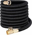 Garden Water Hose Expandable up to 50 ft with 8 way Nozzle